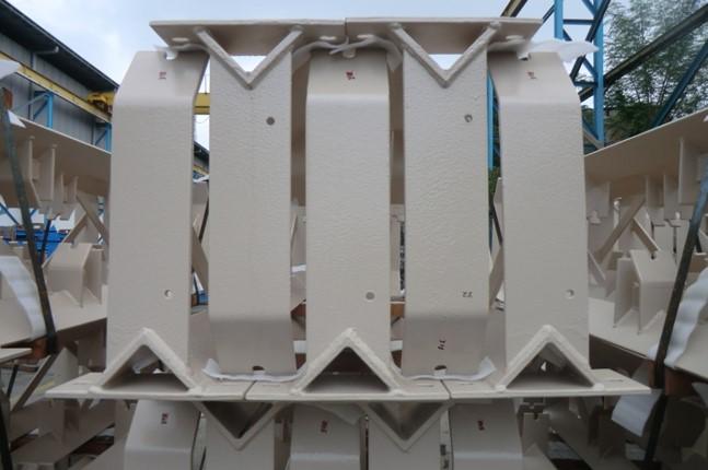 Fabrication Frame Roller
