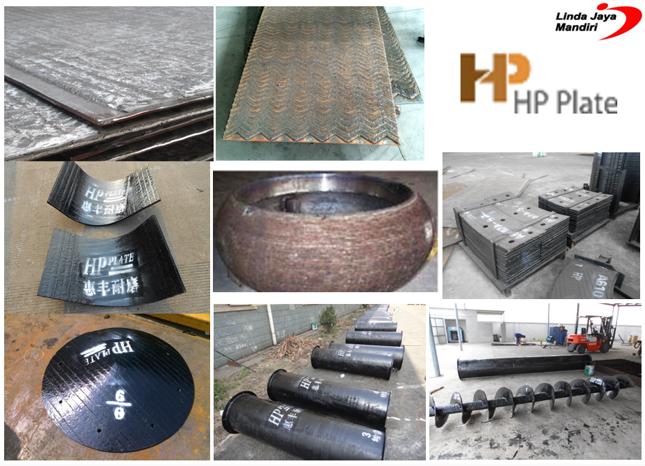 HP Plate-Product